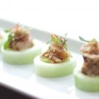 ling-cod 'salad'