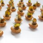 zucchini eclairs