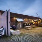 Shop + courtyard