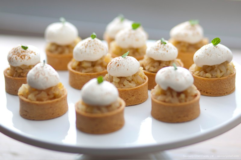 pics for dessert canapes ideas