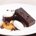rich chocolate tort