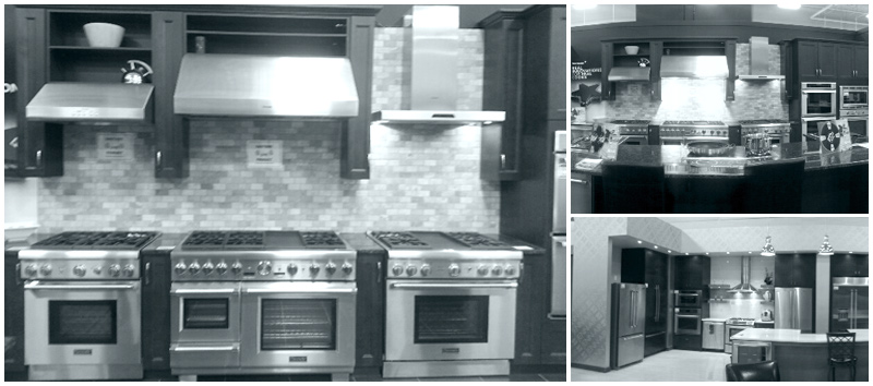 Coast Appliances - Showroom Coquitlam | Savoury Chef Foods, Vancouver BC