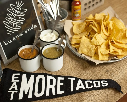 Buena Onda: Eat More Tacos!